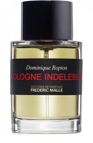 Парфюмерная вода Cologne Indelebile Frederic Malle. Цвет: бесцветный