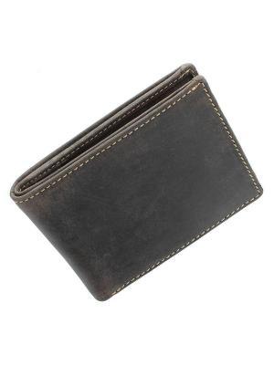 Бумажник Sword Visconti. Цвет: коричневый