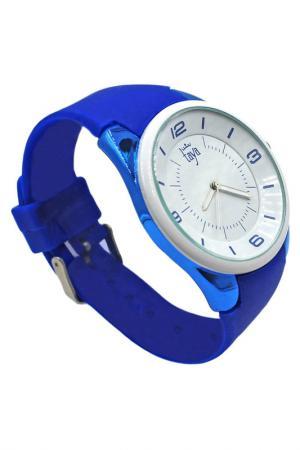 Часы Taya. Цвет: белый, темно-синий