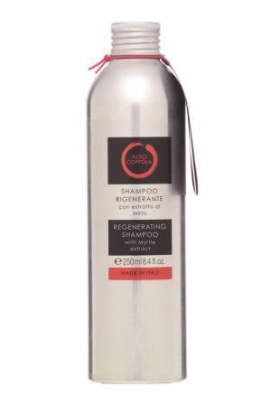 Регенерирующий шампунь с экстрактом мирта Regenerating Shampoo, 250ml Aldo Coppola. Цвет: multicolor