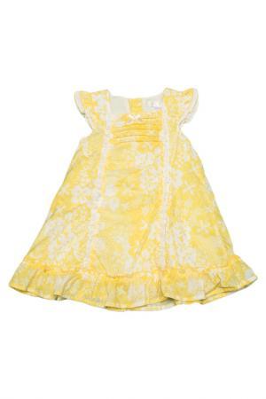 Платье Ohm&Emmy. Цвет: желтый