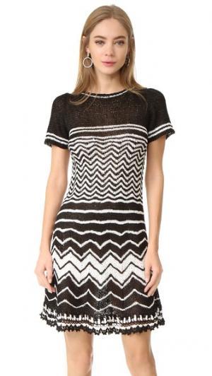 Платье Madison Spencer Vladimir. Цвет: черный/белый