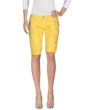 Бермуды 2W2M. Цвет: желтый