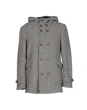 Куртка ADHOC. Цвет: серый