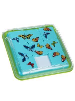 Логическая игра BONDIBON Бабочки, арт. SG 495 RU.. Цвет: голубой