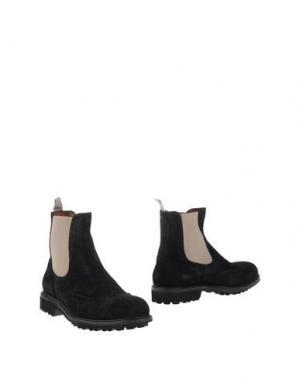 Полусапоги и высокие ботинки WEXFORD. Цвет: черный