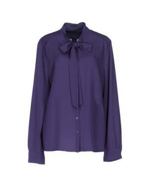 Pубашка IRIS VAN HERPEN. Цвет: фиолетовый
