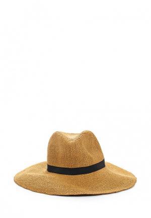 Шляпа Gap. Цвет: коричневый