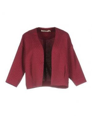 Пиджак NICE THINGS BY PALOMA S.. Цвет: пурпурный