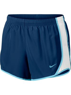Шорты G NK DRY TEMPO SHORT Nike. Цвет: синий, белый, голубой