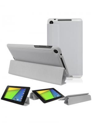 Облокжа skinBOX Smart для планшета Asus Nexus 7 / Google второго поколения.. Цвет: серый