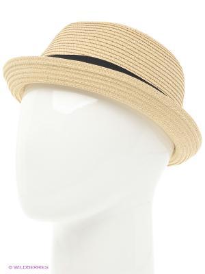 Шляпа Bombin (бежевая) Kawaii Factory. Цвет: бежевый