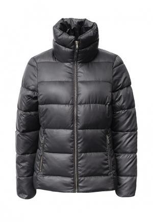 Куртка утепленная Broadway. Цвет: серый