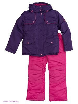 Комплект одежды Gusti. Цвет: фиолетовый, фуксия