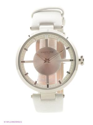 Часы наручные Kenneth Cole. Цвет: белый