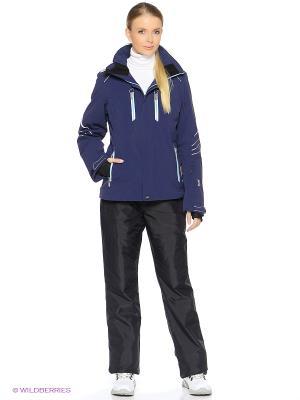 Куртка HALTI. Цвет: темно-синий