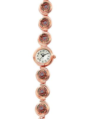 Часы Mikhail Moskvin. Цвет: зеленый, золотистый, красный