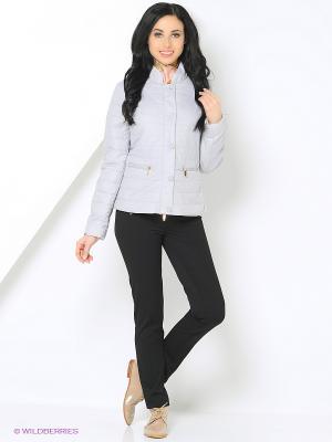 Куртка Mansion. Цвет: серый