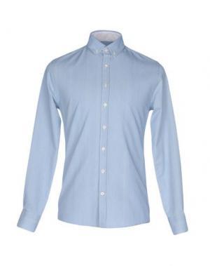 Pубашка SAVVY CITIZEN. Цвет: небесно-голубой