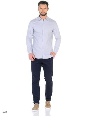 Рубашка - GALLO8 MANGO MAN. Цвет: серый