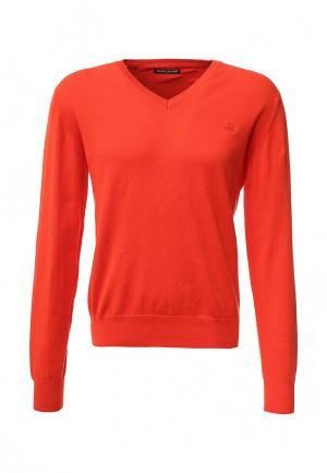 Пуловер Armata di Mare. Цвет: оранжевый