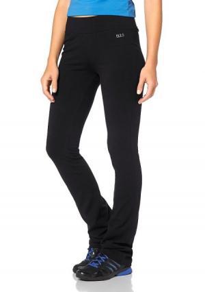 Спортивные брюки H.I.S.. Цвет: черный