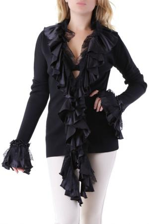 Cardigan John Richmond. Цвет: black