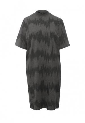 Платье Cheap Monday. Цвет: серый