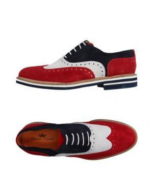 Обувь на шнурках DOMENICO TAGLIENTE. Цвет: красный