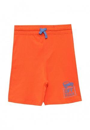 Шорты спортивные Blukids. Цвет: оранжевый