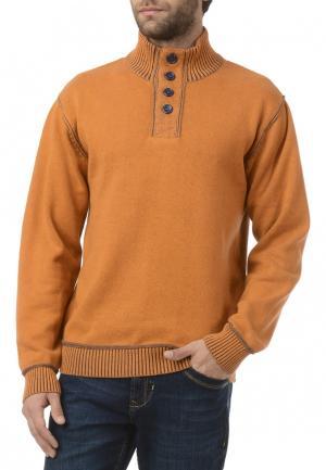 Свитер MAVANGO. Цвет: оранжевый