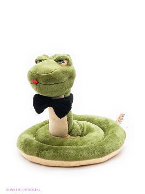 Игрушка Змей Мудрый ORANGE. Цвет: зеленый, желтый