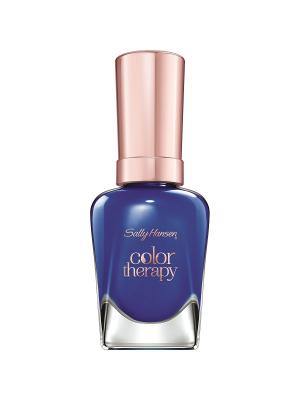 Sally Hansen Color Therapy Лак для ногтей тон 440. Цвет: синий