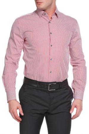 Рубашка Paul Smith. Цвет: красный