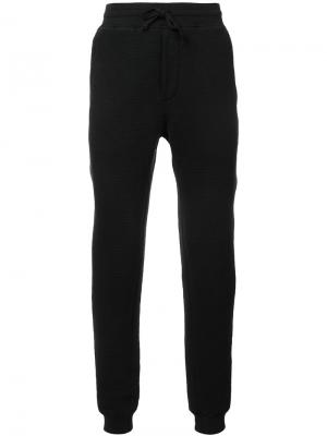 Cabin sweatpants Wings+Horns. Цвет: чёрный