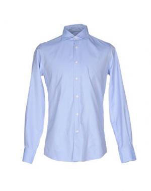 Pубашка HAMPTONS. Цвет: небесно-голубой