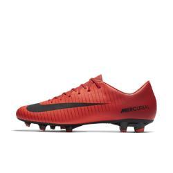 Футбольные бутсы для игры на твердом грунте  Mercurial Victory VI Nike. Цвет: красный