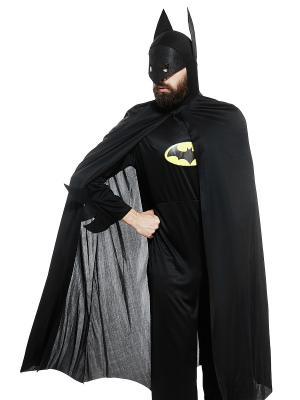 Карнавальный костюм Бэтмена La Mascarade. Цвет: черный