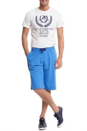 Шорты U.S. Polo Assn.. Цвет: mv0357 голубой