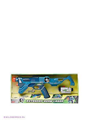 Удлиненный лазер Hap-P-Kid. Цвет: синий (осн.), голубой
