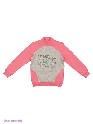 Джемпер КАЛIНКА. Цвет: бледно-розовый