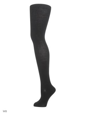 Колготки Janus. Цвет: черный