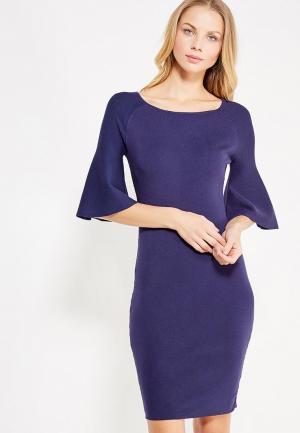 Платье Art Love. Цвет: синий