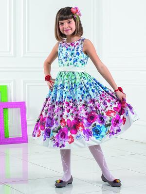 Платье праздничное для девочек Perlitta