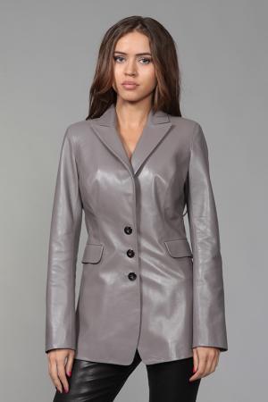 Пиджак Izeta. Цвет: серый