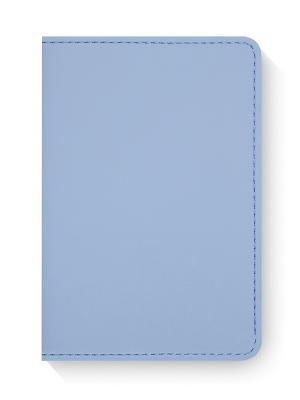 Обложка на паспорт Artskill. Цвет: светло-голубой
