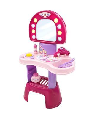 Набор Салон красоты Диана №2 (в пакете) Palau Toys. Цвет: сиреневый, розовый