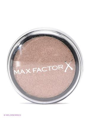 Тени Wild Shadow Pots Eyeshadow 35 тон auburn envy, MAX FACTOR. Цвет: коричневый