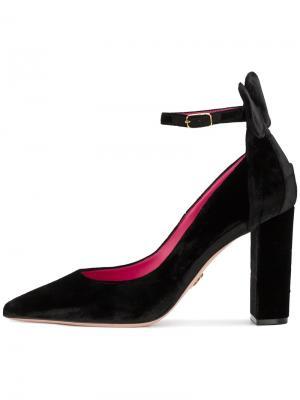 Туфли-лодочки Minnie Oscar Tiye. Цвет: чёрный