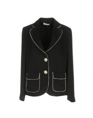 Пиджак CALALUNA. Цвет: черный